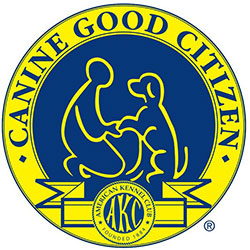 AKC Canine Good Citizen Logo
