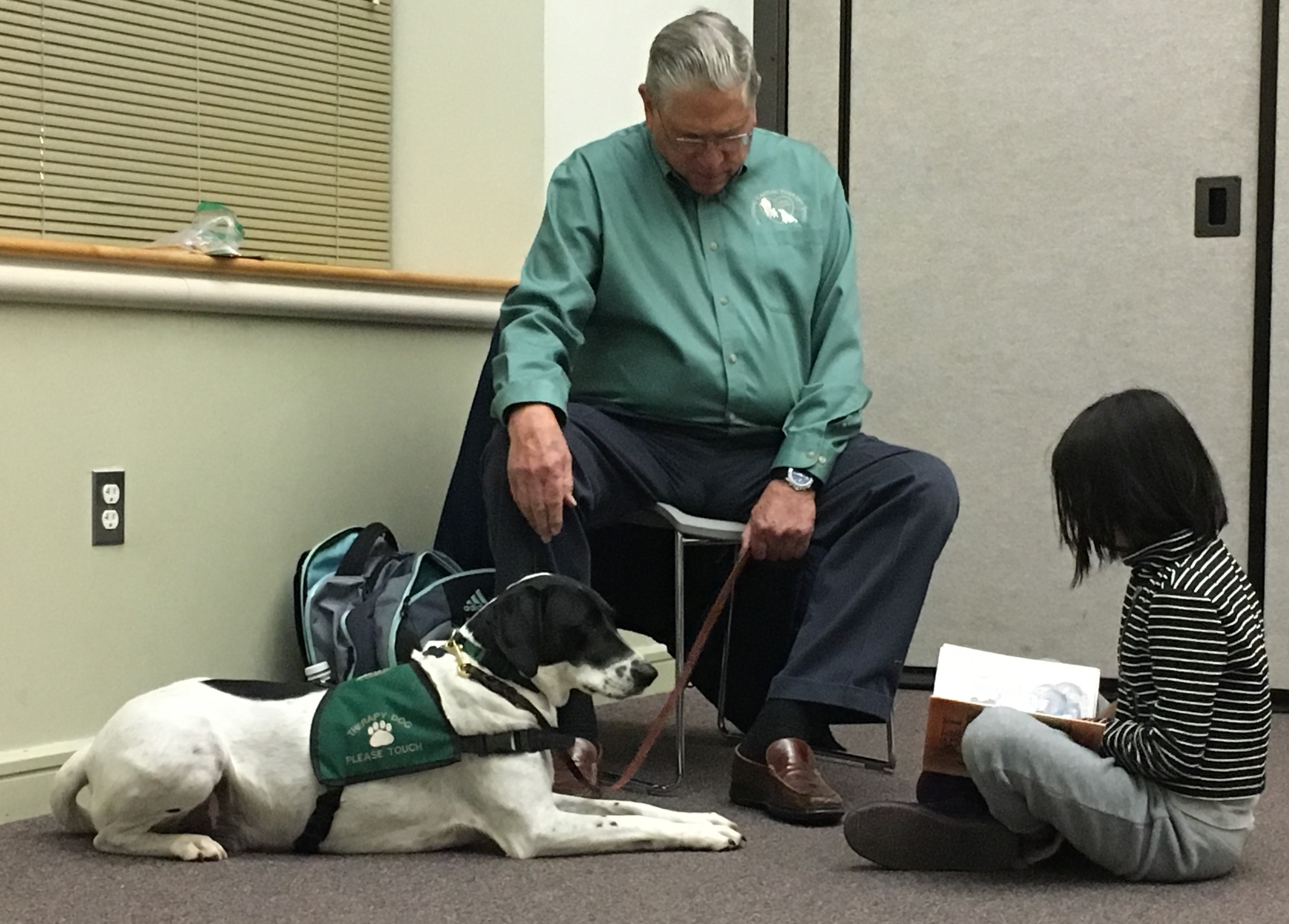 National Capital Therapy Dogs Home